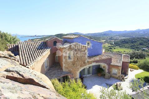Вилла Роскошная вилла на Сардинии, id ir1727, фото 1