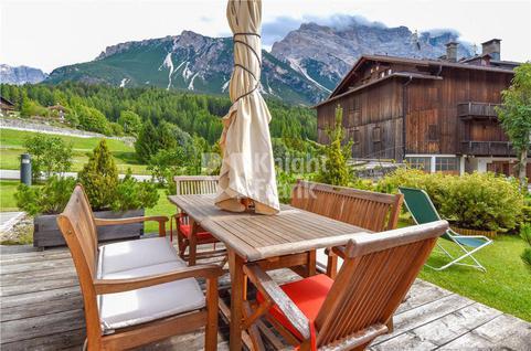 Шале Шале в Итальянских Альпах, id ir1729, фото 3