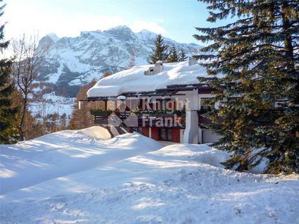Шале Шале в Итальянских Альпах, id ir1730, фото 1