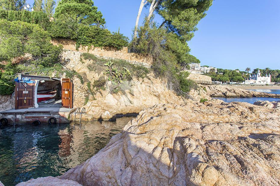 Вилла Вилла с собственным причалом в Испании, id ir1736, фото 11