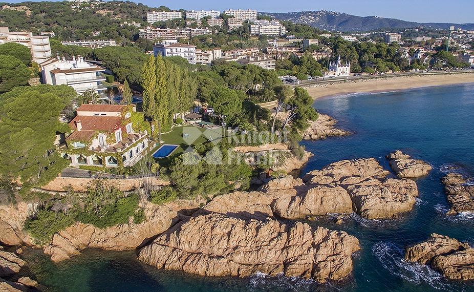 Вилла Вилла с собственным причалом в Испании, id ir1736, фото 14