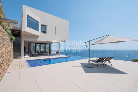 Вилла Современная вилла на побережье в Испании, id ir1740, фото 1