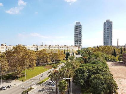 Апартаменты Двухэтажный пентхаус в Барселоне в Испании, id ir1750, фото 2