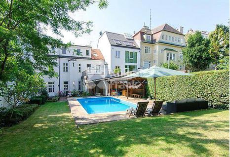 Вилла Старинная вилла в 19 округе в Вене, id ir1757, фото 1