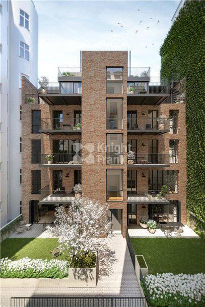 Новостройка Современные апартаменты в 8 округе в Вене, id ir1759, фото 3