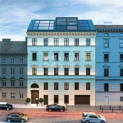 Новостройка Современные апартаменты в 8 округе в Вене, id ir1759, фото 1