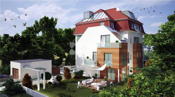 Новостройка Новый жилой комплекс в 19 округе в Вене, id ir1772, фото 2