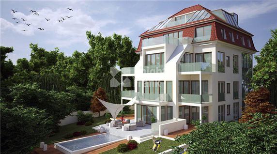 Новостройка Новый жилой комплекс в 19 округе в Вене, id ir1772, фото 1