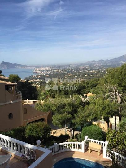 Вилла Вилла с панорамными видами в Алтея Хиллс в Испании, id ir1781, фото 3
