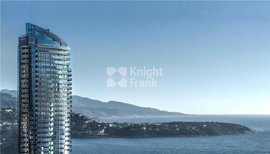Апартаменты Апартаменты в эксклюзивной башне в Монако, id ir1783, фото 1