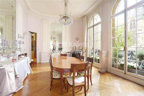 Апартаменты Апартаменты в 16ом округе в Париже, id ir1813, фото 3