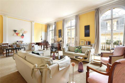 Апартаменты Апартаменты в 16ом округе в Париже, id ir1813, фото 1