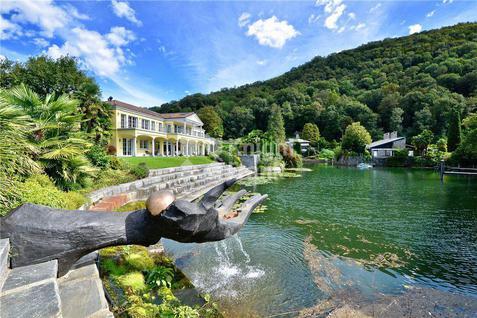 Вилла Роскошное поместье на озере Лугано, id ir1816, фото 3
