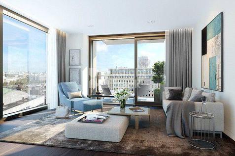 Новостройка Апартаменты с видом на Вестминстерский дворец в жилом комплексе на берегу Темзы в Лондоне, id ir1824, фото 4