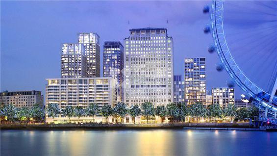 Новостройка Апартаменты с видом на Вестминстерский дворец в жилом комплексе на берегу Темзы в Лондоне, id ir1824, фото 3