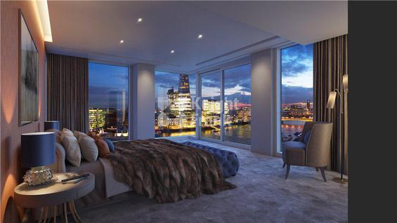 Новостройка Новый жилой комплекс в историческом центре Лондона, id ir1825, фото 4