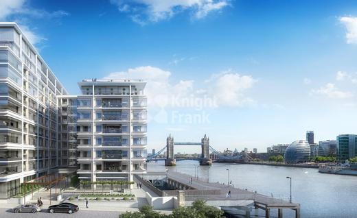 Новостройка Новый жилой комплекс в историческом центре Лондона, id ir1825, фото 1