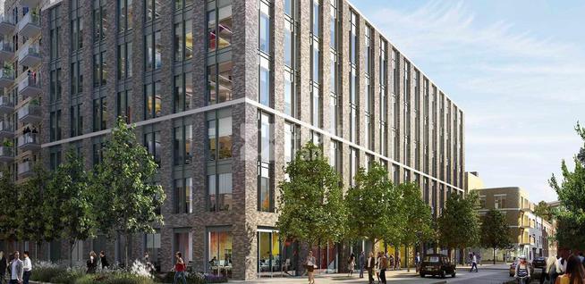 Новостройка Апартаменты в новом жилом комплексе в Лондоне, id ir1826, фото 3