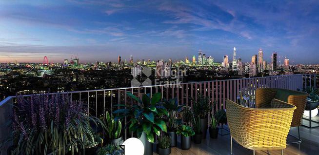Новостройка Апартаменты в новом жилом комплексе в Лондоне, id ir1826, фото 4