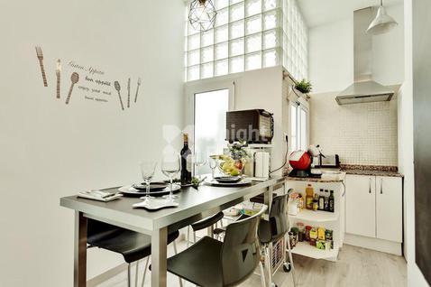 Апартаменты Пентхаус с туристической лицензией в Барселоне в Испании, id ir1831, фото 4