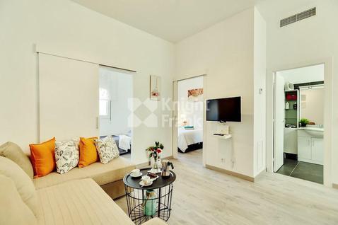 Апартаменты Пентхаус с туристической лицензией в Барселоне в Испании, id ir1831, фото 3