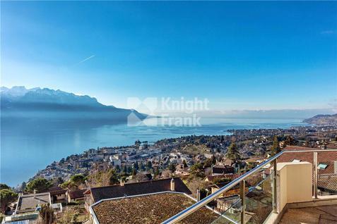Апартаменты Апартаменты в Монтрё с видом на Женевское озеро, id ir1841, фото 2