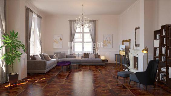 Редевелопмент Квартиры в исторической резиденции в 1 округе Вены, id ir1845, фото 2