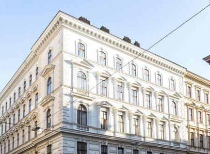 Редевелопмент Квартиры в исторической резиденции в 1 округе Вены, id ir1845, фото 1
