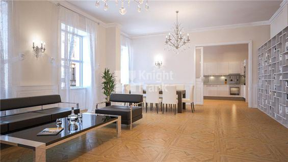 Редевелопмент Квартиры в исторической резиденции в 1 округе Вены, id ir1845, фото 3