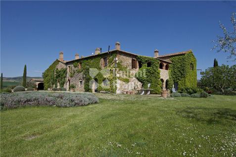 Вилла Поместье в уникальном месте в Тоскане, id ir1846, фото 3