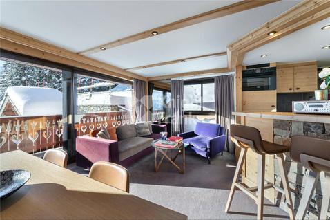Апартаменты Апартаменты с 2 спальнями в Куршевеле, id ir1855, фото 1