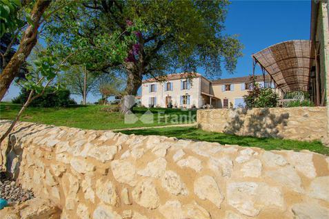 Дом Поместье в историческом регионе на юге Франции, id ir1859, фото 1