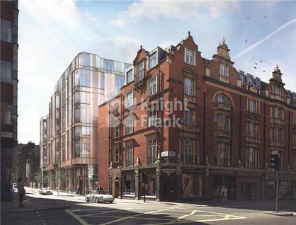 Новостройка Апартаменты в новом роскошном девелопменте в Марилебон в Лондоне, id ir1868, фото 2