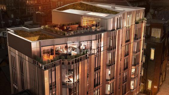 Новостройка Апартаменты в новом роскошном девелопменте в Марилебон в Лондоне, id ir1868, фото 3