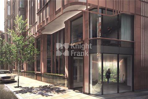 Новостройка Апартаменты в новом роскошном девелопменте в Марилебон в Лондоне, id ir1868, фото 4