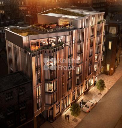 Новостройка Апартаменты в новом роскошном девелопменте в Марилебон в Лондоне, id ir1868, фото 1