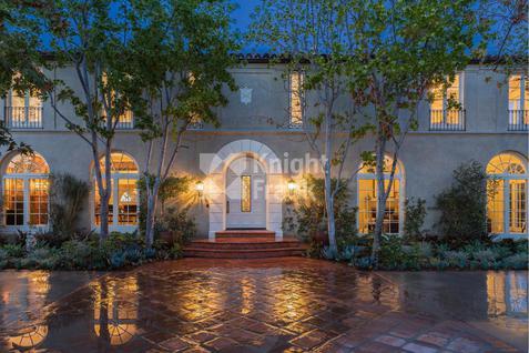 Вилла Роскошное поместье в Лос-Анджелесе, id ir1877, фото 2