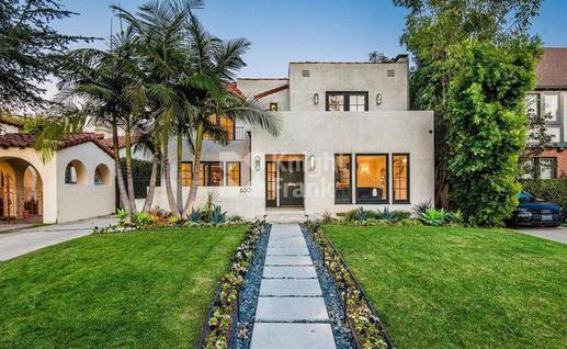 Дом Превосходный дом в Хэнкок парке в Лос-Анджелесе, id ir1879, фото 1