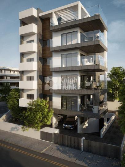 Новостройка Новый комплекс апартаментов, id ir1907, фото 1