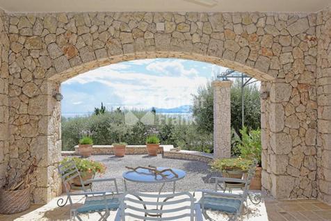 Вилла Дом с видом на море на о. Корфу в Греции, id ir1913, фото 4
