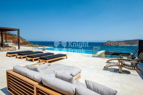 Вилла Роскошный дом на побережье на острове Крит в Греции, id ir1936, фото 3