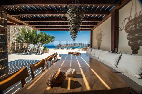 Вилла Роскошный дом на побережье на острове Крит в Греции, id ir1936, фото 2