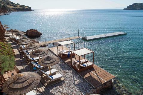 Вилла Роскошный дом на побережье на острове Крит в Греции, id ir1936, фото 4
