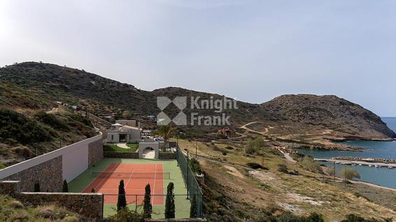 Вилла Роскошный дом с теннисным кортом на острове Крит в Греции, id ir1937, фото 3