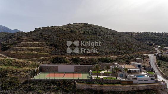 Вилла Роскошный дом с теннисным кортом на острове Крит в Греции, id ir1937, фото 4