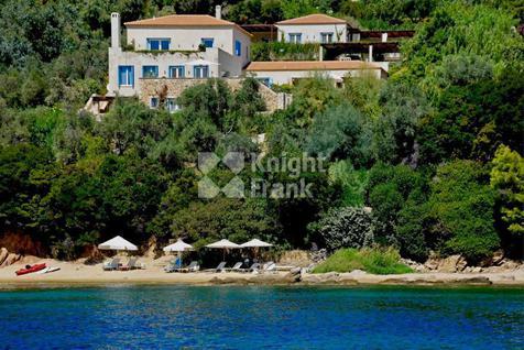 Вилла Вилла у моря на острове Скиатос в Греции, id ir1976, фото 2