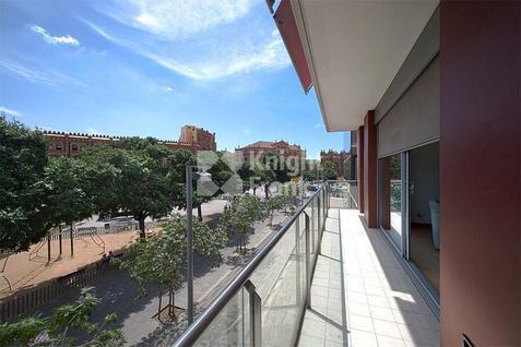 Апартаменты Апартаменты с видом на парк в Барселоне, id ir2036, фото 1