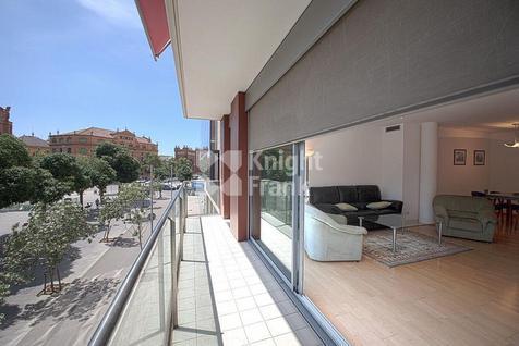 Апартаменты Апартаменты с видом на парк в Барселоне, id ir2036, фото 3