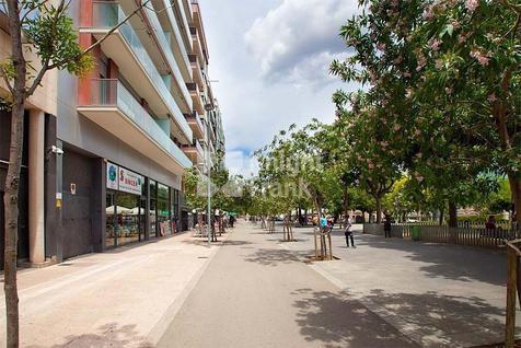 Апартаменты Апартаменты с видом на парк в Барселоне, id ir2036, фото 2