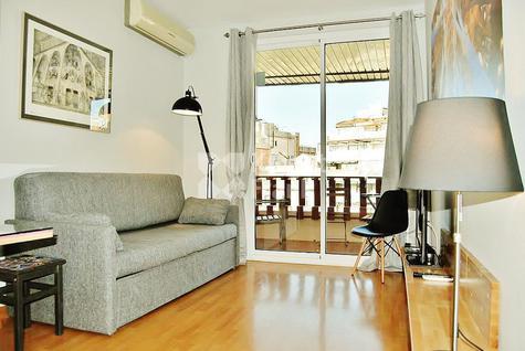 Апартаменты Апартаменты с туристической лицензией в Барселоне, id ir2037, фото 1